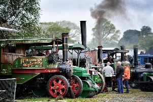 Chipping steam fair 2019