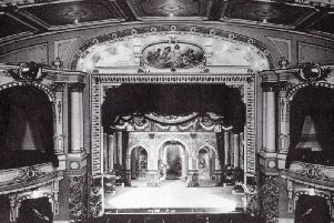 Pictured: The Kings Palace Theatre, which was located on Tithebarn Street. Photo courtesy of Preston Digital Archive