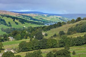 Nidderdale Area of Outstanding Natural Beauty attracts 1.4 million visitors a year. Picture by Bruce Rollinson.