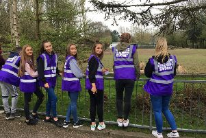 Brownedge St Mary's High School pupils swapped their classroom for Blackpool Zoo for  a careers lesson with a difference