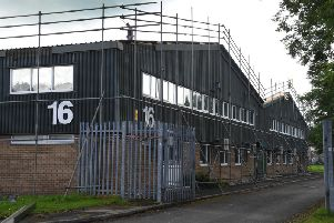 Bowland Foods on Roman Way industrial estate