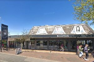 Booths in Fulwood