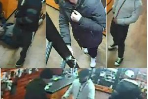 The robbery at Fone World
