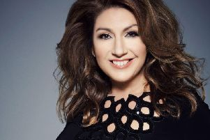Jane McDonald live in Blackpool