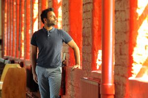 Arsalan Karim, director of research and development at Clinova, pictured at Salts Mill.  PICTURE: Gary Longbottom
