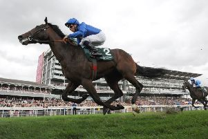 Jockey William Buick has paid tribute to Blue Point who won the 2016 Gimcrack Stakes at York.