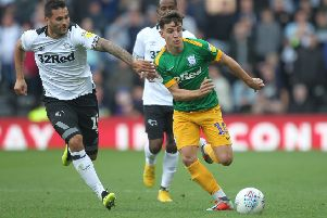 Preston North End's Josh Harrop
