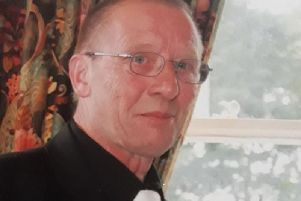 Gordon Abbott, 65, from Derbyshire, was last seen leaving his home for work yesterday morning (June 24). It is believed he could be in the Blackpool area