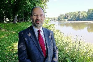 Lancashire County Council's bridges boss, Dave Hurford