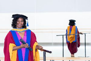 The artistic director of Phoenix Dance Theatre, Sharon Watson, has been awarded an Honorary Doctorate of Arts from Leeds Beckett University.