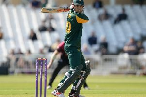 Alex Hales is confident Notts are about to hit peak form.
