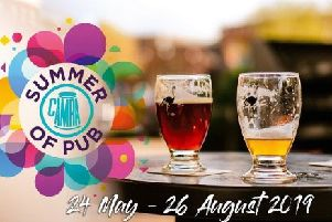 The Gregson Centre is celebrating the #SummerofPub.