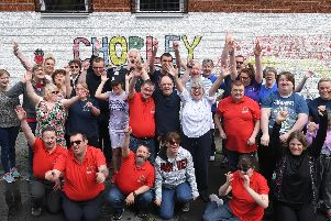 Chorley and District Mencap celebrating Learning Disability Week