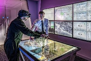 The new Sceptre system designed by BAE Systems can be used on a variety of devices
