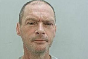 Colin Hannan, 49, was sentenced to three years and four months.