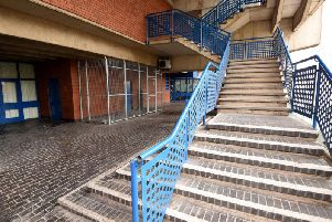 Councillors look set to commit 86,000 to improve footway at Guild Hall