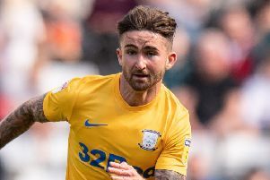 Sean Maguire is set to return to the PNE squad after suffering concussion against Swansea City