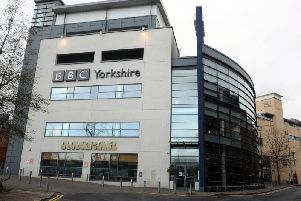BBC Yorkshire in Leeds. Picture by Tony Johnson.