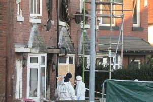 Michelle Pearson had been in hospital since the fire in December 2017 in Walkden