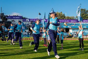 Yorkshire captain Lauren Winfield: Says team are improving.