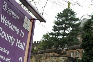 Derbyshire County Council is set to outsource hundreds of jobs to a local authority 180 miles away