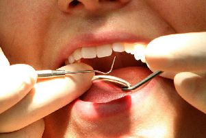 Free dental treatments across the Nottingham North & East CCG have dropped by more than a third in the last five years.