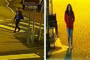 Get in touch with police if you recognise them.
