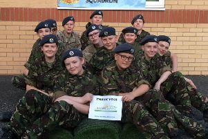 2490 (Spen Valley) Squadron is holding an open recruitment night tomorrow (Friday, September 20) at 7:30pm. Visit the Facebook page for more details.
