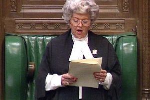 Parliament, says Jayne Dowle, needs another Speaker in the mould of Betty Boothroyd.