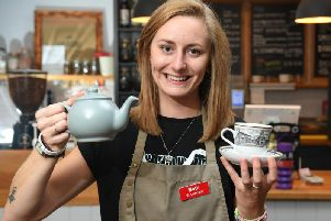Beth Joyce is hosting Par-tea For PoTS at Valley Coffee, Valley Church, in Fourfields, Bamber Bridge.