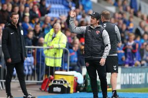 Joey Barton says a two-week break was the last thing he and his Fleetwood squad needed