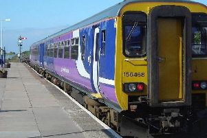 Due to a points failure between Bolton and Leyland some train lines are blocked this morning (October 21)