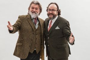 Big hearted, down-to-earth cooks with a love of good food, Si King and Dave Myers - aka The Hairy Bikers are journeying their way back to Blackpool.