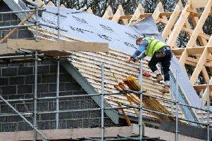 An annual housing target will be set for Central Lancashire