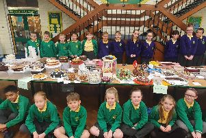 Pupils at Lostock Hall Community Primary School proved to be cookery stars when they held a fund-raising bake-off to collect money for new iPads.