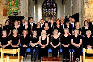 The talented Pocklington Singers will perform a concert of Christmas on Saturday, December 14.