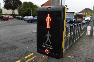 A group of residents say the pedestrian crossing outside the Wishing Well in Lostock Hall is an accident waiting to happen.