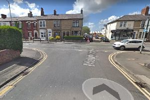 The intersection between Mounsey Road and Station Road in Bamber Bridge as it looked in May 2018 in the most recent Google Street View image. Jennifer Unit says this is where her bike hit a pothole following deterioration of the road. Credit: Google Maps.