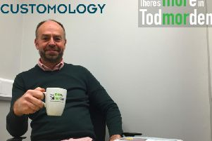 Alan Rogers, from Todconnect and business owner of Customology.