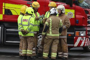 Lancashire Fire and Rescue Service recorded 63 non fire-related medical incidents in 2018-19