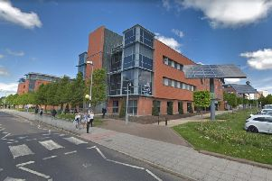 UCLan says it is in close contact with Public Health England over the risks.