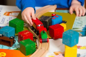 Public Health England data shows that 88.2 per cent of children met expectations