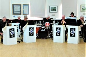 """Sounds Right, a seven-piece band, is playing a charity night at Penwortham Arts Centre """"The Venue""""."""
