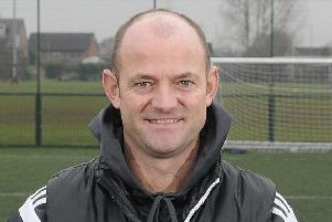 Bamber Bridge boss Jamie Milligan