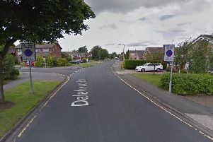 Dalehead Road - one of the roads on the Worden estate where there have been increased reports of illegal parking (image: Google Streetview)
