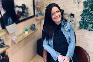 Buckshaw Village hairdresser Gemma Brown is hosting a free event to help boost women's well-being.
