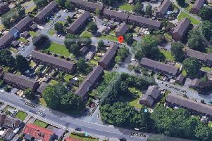 The body of a woman, aged in her 50s, was found at the scene of a house fire in Manor House Close, Leyland at 2.50am on Saturday (March 7). Pic: Google