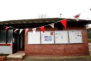 The new outreach Post Office at Moss Side Community Centre in Leyland.