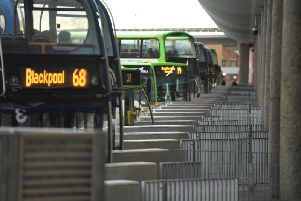 Pensioners will be able use buses in the morning across Lancashire