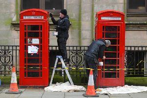 Time to smarten up two of Preston's red phone boxes